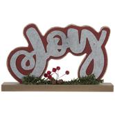Joy Wood Decor