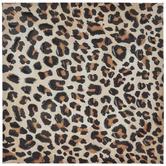 Leopard Print Canvas Wall Decor