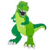Green Foam T-Rex