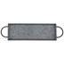 Galvanized Metal Tray - Large