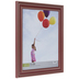 Rustic Red Beveled Wall Frame - 11