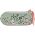 Live To Create Floral Eyeglass Case