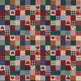 Patchwork Cotton Calico Fabric