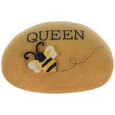 Queen Bee Garden Stone