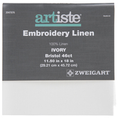 Ivory 46-Count Bristol Embroidery Linen Fabric