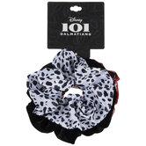 Red & Black 101 Dalmatians Scrunchies
