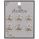 Merry Christmas Charms