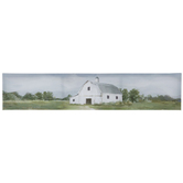 Gray Barn Canvas Wall Decor