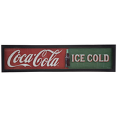 Coca-Cola Framed Wall Decor