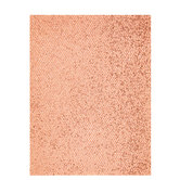 Pink & Gold Glitter Mesh Fabric Sheet