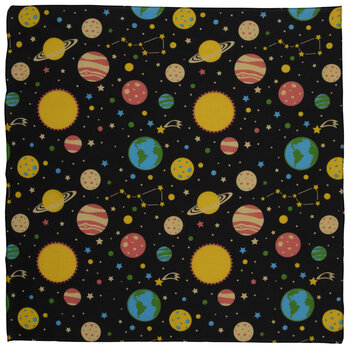 Planets Bandana