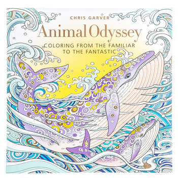 Animal Odyssey Coloring Book