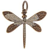 Queen Dragonfly Pendant