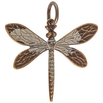 Queen Dragonfly Pendant