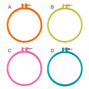 """Embroidery Hoop - 6"""""""
