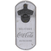Coca-Cola Wood Bottle Opener