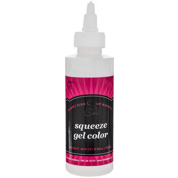 White Squeeze Gel Color - 5.85 Ounce