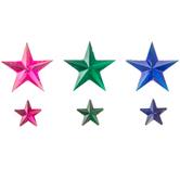 Acrylic Star Stone Mix