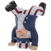 Hand Stand Uncle Sam
