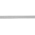 Ivory Glitter Organza Ribbon - 3/8