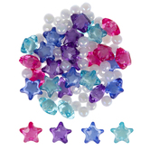 Star Princess Novelty Bead Mix