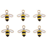 Bee Charm Embellishments