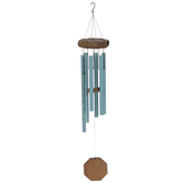 Turquoise Patina Wind Chime