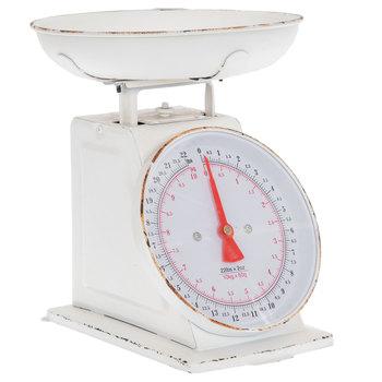 Antique White Metal Scale