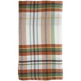 Autumn Plaid Cloth Napkins