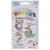 Sweet Diamond Dotzies Sticker Kit