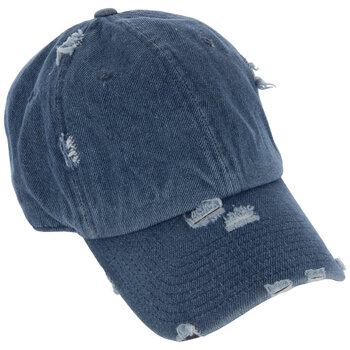 Vintage Medium Denim Baseball Cap