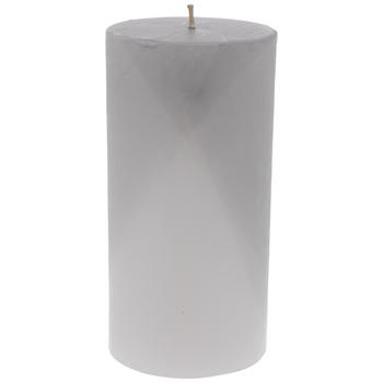 Cross Pillar Candle
