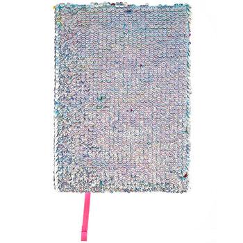 Rainbow Sequin Journal