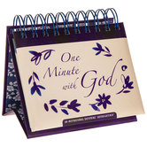 One Minute With God Perpetual Day Calendar