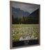 Brown Rough Edge Wood Wall Frame - 22
