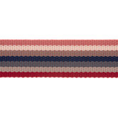 "Retro Striped Belting Trim - 1 5/8"""