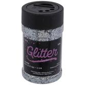 Silver Glitter - 4 Ounce