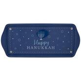 Happy Hanukkah Tray