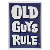 Old Guys Rule Magnet