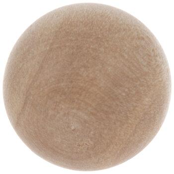 "Round Wood Balls - 1/2"""