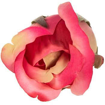 Dark Pink Princess Rose Bud Stem