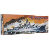 USS Arizona Battleship Model Kit