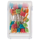 Pastel Spool Sewing & Quilting Pins
