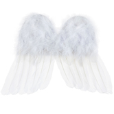 White Infant Angel Wings - 12""