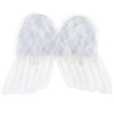 White Infant Angel Wings