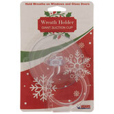 Wreath Holder Suction Cup