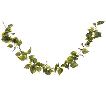 Green Soft Touch Pothos Garland