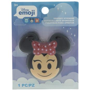 Minnie Mouse Squishy Sticker
