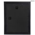 Black Beveled Edge Wood Wall Frame - 11
