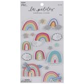 Follow The Rainbow 3D Stickers